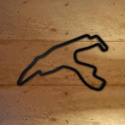 Spa Francorchamps mit Carbonfolie