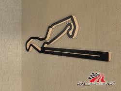 Schlüsselhalter Assen TT Circuit