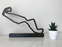 Assen TT Circuit mit Fuß XL
