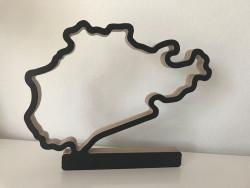 Nürburgring Nordschleife mit Fuß