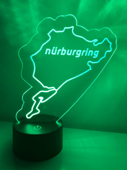 LED Lampe Nürburgring