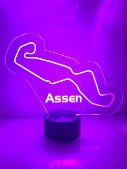 LED Lampe Assen