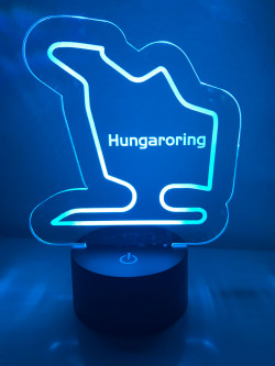 LED Lampe Hungaroring