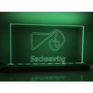 Lampe Sachsenring