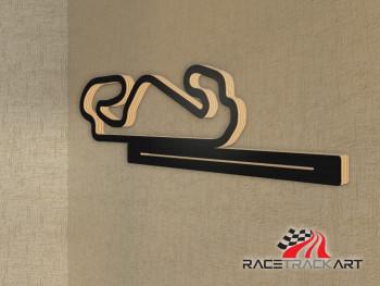 Schlüsselhalter Circuit de Barcelona-Catalunya