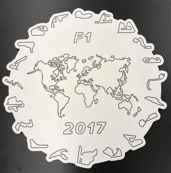 F1 Kalender Welt