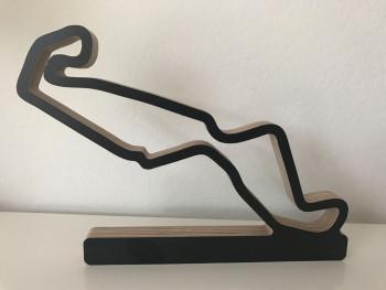 Assen TT Circuit mit Fuß