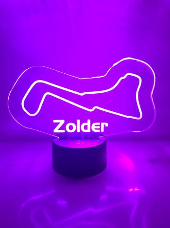 LED Lampe Zolder