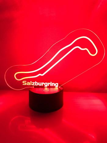 LED Lampe Salzburgring