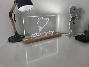 LED Lampe mit Strecke nach Wahl