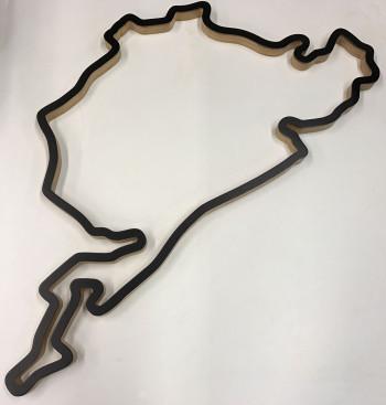 2. Wahl - Nürburgring Gesamtstrecke - 92cm - mit Verfärbungen