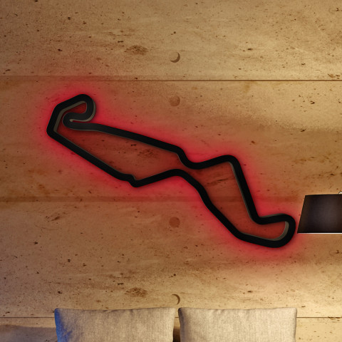 Assen TT Circuit mit LED