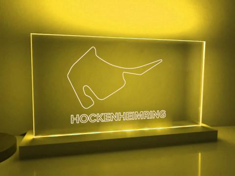 Lampe Hockenheimring GP