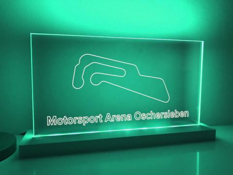Lampe Motorsport Arena Oschersleben