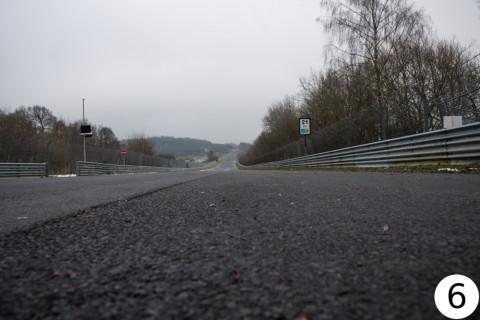 Nürburgring Gesamtstrecke 1927-1967 mit Bild