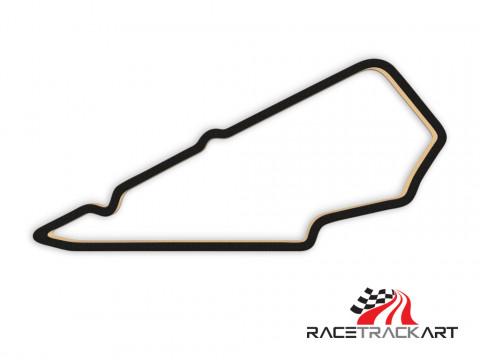 Bedford Autodrome South Circuit