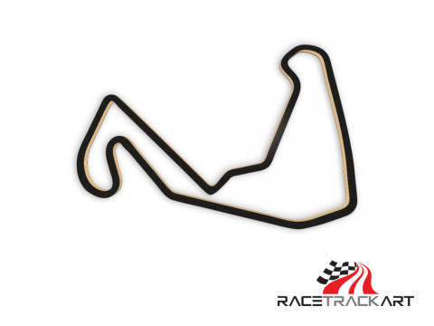 Carolina Motorsports Park Full Course