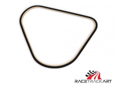 Carolina Motorsports Park Kart Oval Sprint
