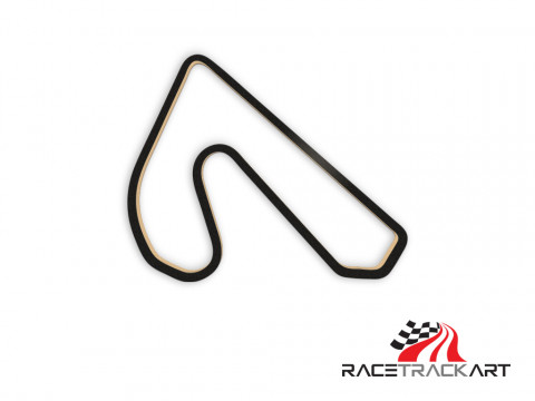 Carolina Motorsports Park West Course
