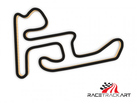 Circuit van Karting Genk