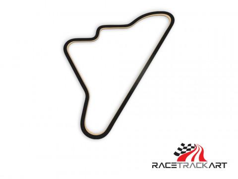 Grand Bend Raceway Modified Track