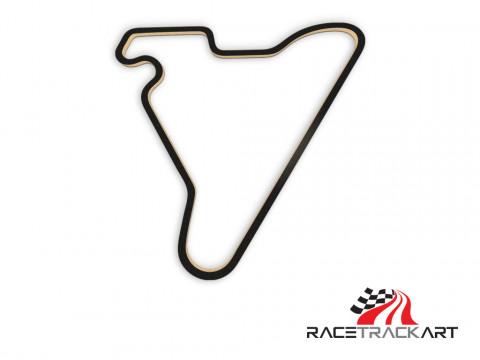 Grand Bend Raceway Technical Track