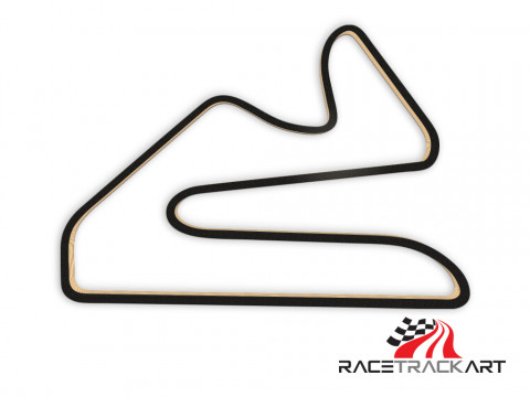 Hill Country Kart Club Layout A