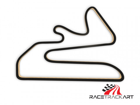 Hill Country Kart Club Layout B