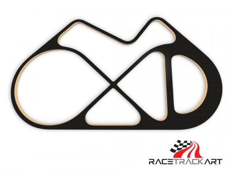Houston Region SCCA Autocross Police Academy Track