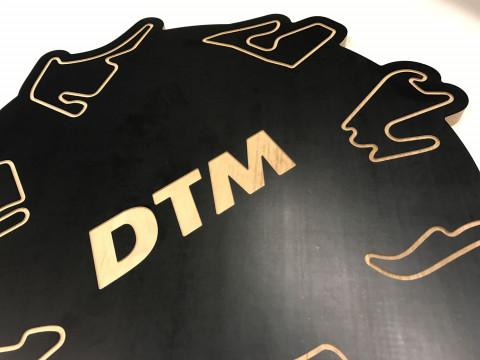 DTM Streckenkalender