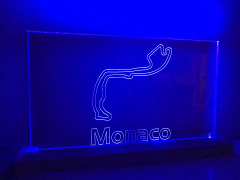 Lampe Monaco