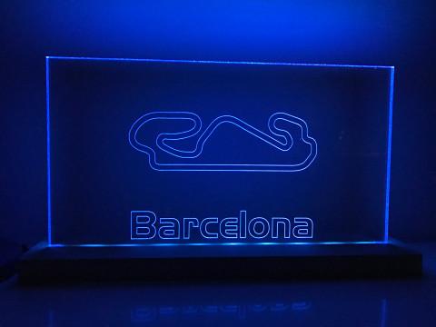 Lampe Barcelona