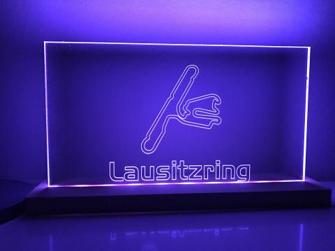 Lampe Lausitzring