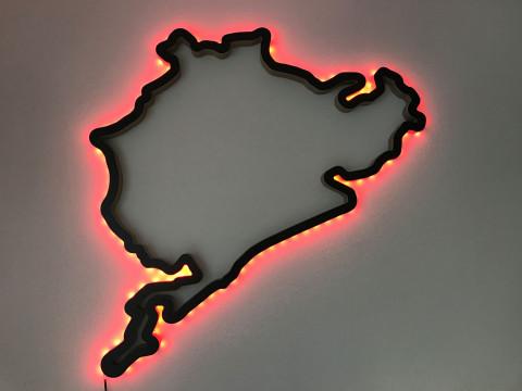 LED für Rennstrecke
