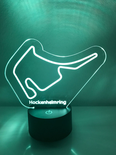 LED Lampe Hockenheimring