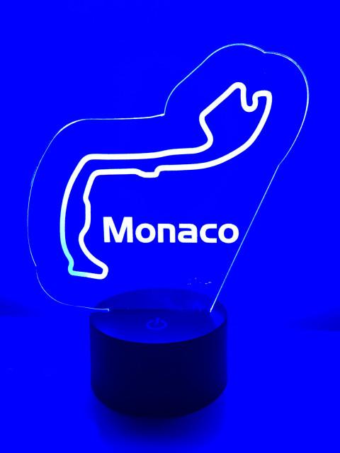 LED Lampe Monaco