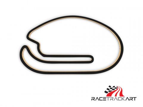 Kansas Speedway Road Course
