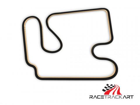 Michiana Raceway Park Retro Track C