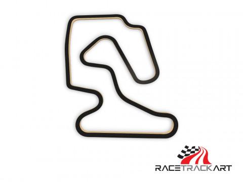 Miller Motorsports Park East Course