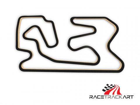 Miller Motorsports Park Full Course