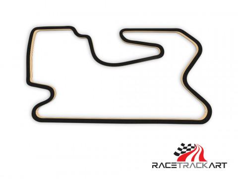 Miller Motorsports Park Outer Course