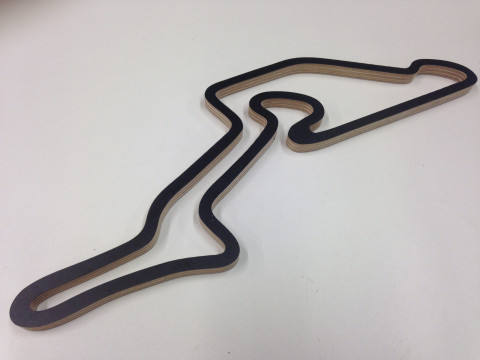 Nürburgring Grand Prix Strecke
