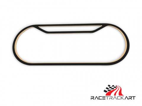 New Hampshire Motor Speedway Oval