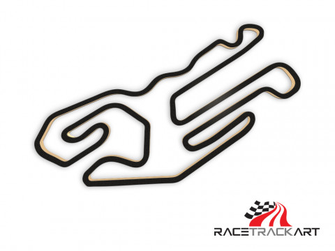 NOLA Motorsports Park Full Course
