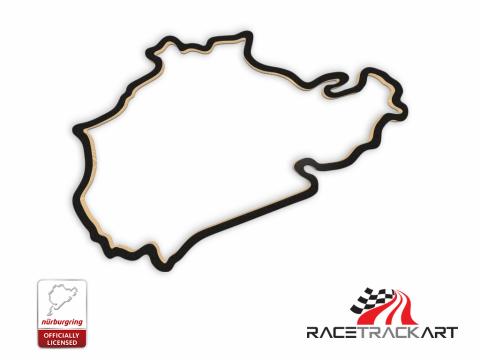 2. Wahl - Nürburgring Nordschleife - 92cm - mit Verfärbungen