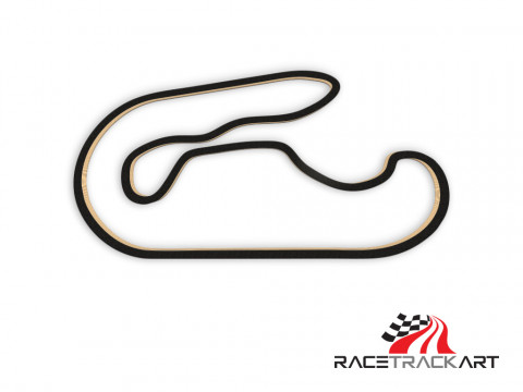 Phoenix International Raceway Road Course