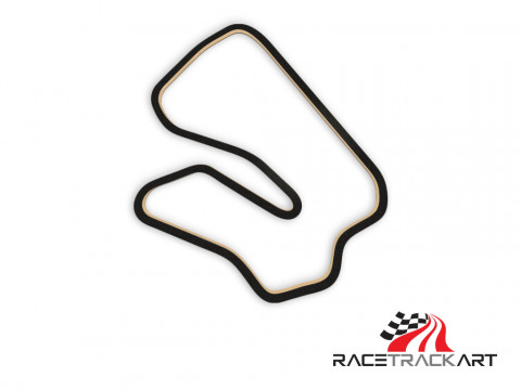 Pocono International Raceway East Course