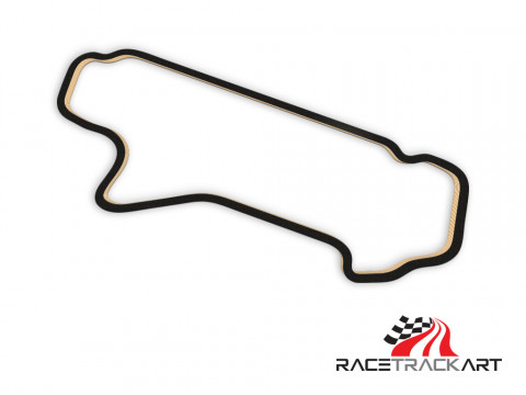 Pocono International Raceway Southeast Course