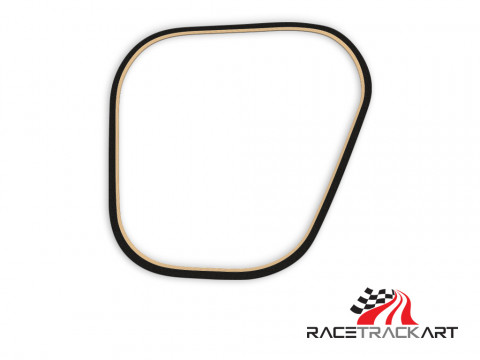Rockingham Speedway Oval Circuit