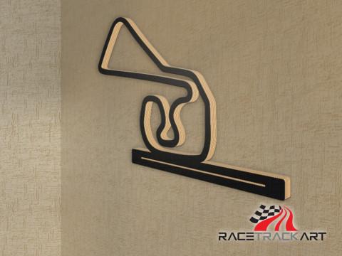 Schlüsselhalter Sachsenring